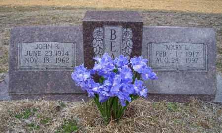 BEAVER, JOHN K - Ouachita County, Arkansas | JOHN K BEAVER - Arkansas Gravestone Photos