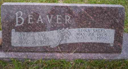 BEAVER, WILLIE RAY - Ouachita County, Arkansas | WILLIE RAY BEAVER - Arkansas Gravestone Photos