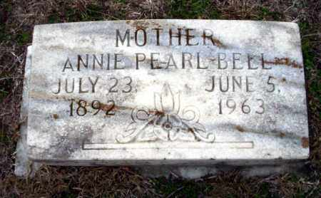 BELL, ANNIE PEARL - Ouachita County, Arkansas | ANNIE PEARL BELL - Arkansas Gravestone Photos