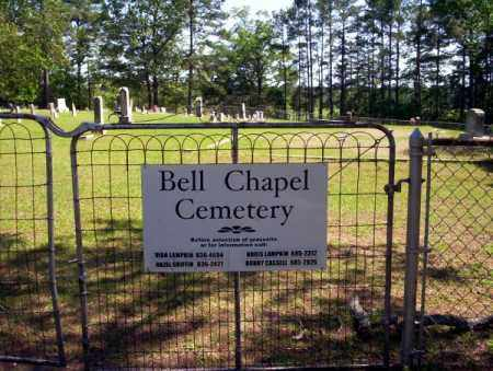 *BELL CHAPEL,  - Ouachita County, Arkansas |  *BELL CHAPEL - Arkansas Gravestone Photos