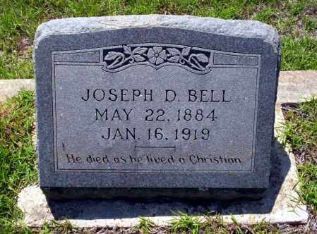 BELL, JOSEPH D. - Ouachita County, Arkansas | JOSEPH D. BELL - Arkansas Gravestone Photos