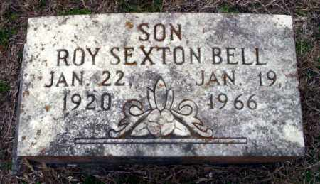 BELL, ROY SEXTON - Ouachita County, Arkansas | ROY SEXTON BELL - Arkansas Gravestone Photos