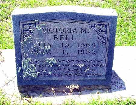 BELL, VICTORIA MARGARET - Ouachita County, Arkansas | VICTORIA MARGARET BELL - Arkansas Gravestone Photos