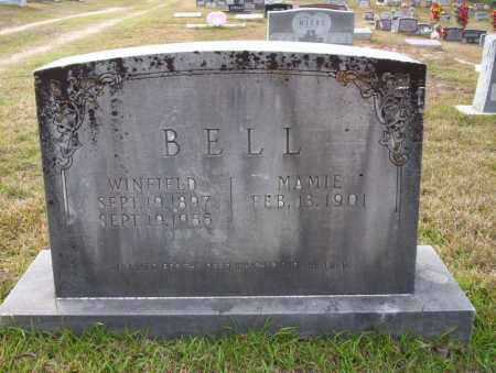 BELL, MAMIE - Ouachita County, Arkansas | MAMIE BELL - Arkansas Gravestone Photos