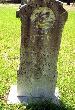 BENTON, KATIE EL - Ouachita County, Arkansas | KATIE EL BENTON - Arkansas Gravestone Photos
