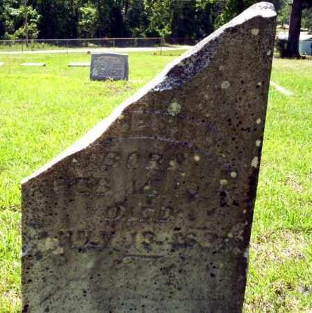 BENTON, UNKNOWN - Ouachita County, Arkansas | UNKNOWN BENTON - Arkansas Gravestone Photos