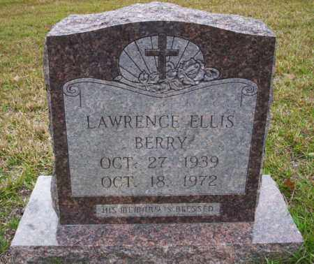 BERRY, LAWRENCE ELLIS - Ouachita County, Arkansas | LAWRENCE ELLIS BERRY - Arkansas Gravestone Photos
