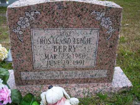 "BERRY, ROSALAND ""ROSE"" - Ouachita County, Arkansas 