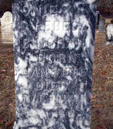 BINGHAM, ONIE REBECCA - Ouachita County, Arkansas | ONIE REBECCA BINGHAM - Arkansas Gravestone Photos