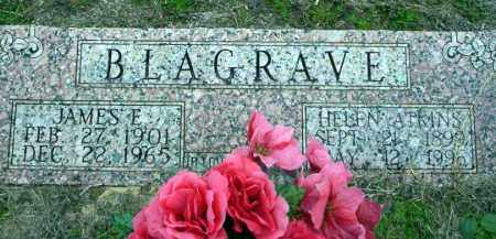 BLAGRAVE, JAMES E - Ouachita County, Arkansas | JAMES E BLAGRAVE - Arkansas Gravestone Photos