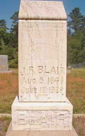 BLAIR, J R - Ouachita County, Arkansas | J R BLAIR - Arkansas Gravestone Photos