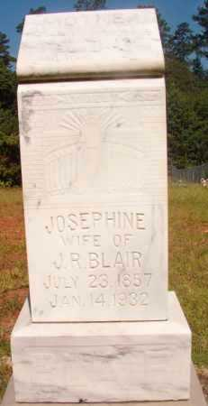 BLAIR, JOSEPHINE - Ouachita County, Arkansas | JOSEPHINE BLAIR - Arkansas Gravestone Photos