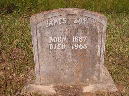 BOX, JAMES - Ouachita County, Arkansas | JAMES BOX - Arkansas Gravestone Photos