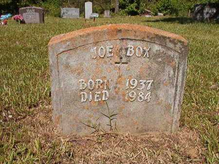 BOX, JOE - Ouachita County, Arkansas | JOE BOX - Arkansas Gravestone Photos