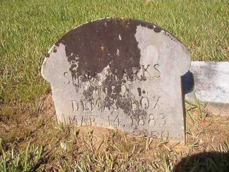 MARKS BOX, SILVA - Ouachita County, Arkansas | SILVA MARKS BOX - Arkansas Gravestone Photos