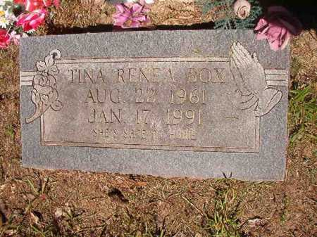 BOX, TINA RENEA - Ouachita County, Arkansas | TINA RENEA BOX - Arkansas Gravestone Photos