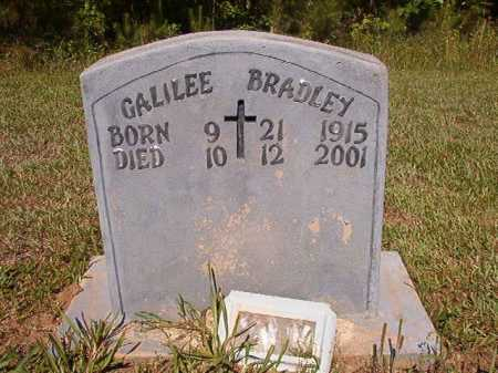 BRADLEY, GALILEE - Ouachita County, Arkansas | GALILEE BRADLEY - Arkansas Gravestone Photos