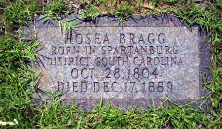 BRAGG, HOSEA - Ouachita County, Arkansas | HOSEA BRAGG - Arkansas Gravestone Photos