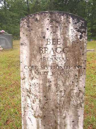 BRAGG (VETERAN), BEE - Ouachita County, Arkansas | BEE BRAGG (VETERAN) - Arkansas Gravestone Photos