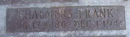 BREWIES, CHALMERS FRANK - Ouachita County, Arkansas   CHALMERS FRANK BREWIES - Arkansas Gravestone Photos