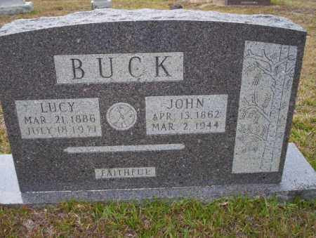 BUCK, LUCY - Ouachita County, Arkansas | LUCY BUCK - Arkansas Gravestone Photos