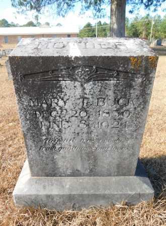 BUCK, MARY T - Ouachita County, Arkansas   MARY T BUCK - Arkansas Gravestone Photos