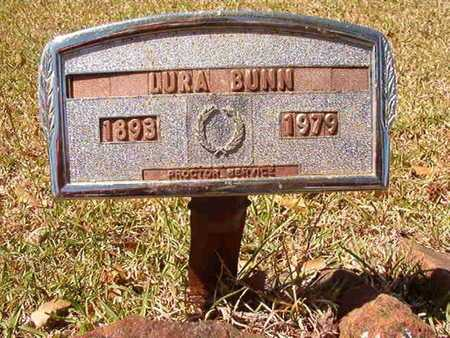 BUNN, LURA - Ouachita County, Arkansas | LURA BUNN - Arkansas Gravestone Photos