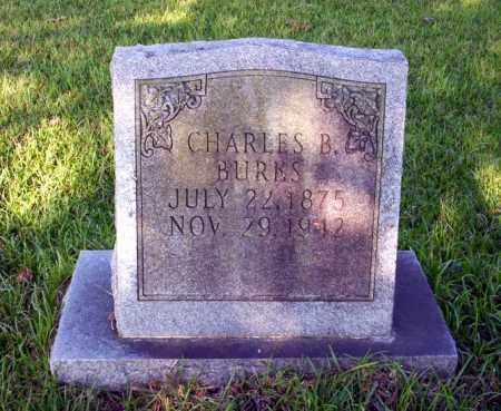 BURKS, CHARLES B - Ouachita County, Arkansas | CHARLES B BURKS - Arkansas Gravestone Photos