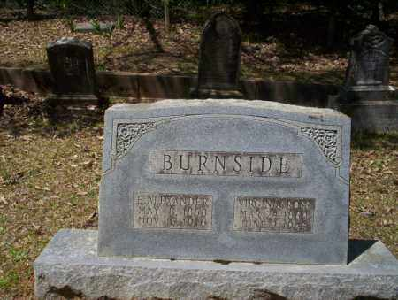 ROSS BURNSIDE, VIRGINIA - Ouachita County, Arkansas | VIRGINIA ROSS BURNSIDE - Arkansas Gravestone Photos