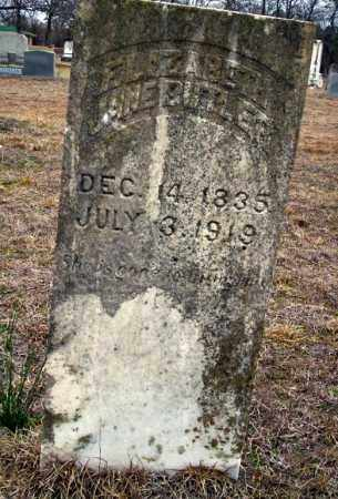 BUTLER, ELIZABETH JANE - Ouachita County, Arkansas | ELIZABETH JANE BUTLER - Arkansas Gravestone Photos