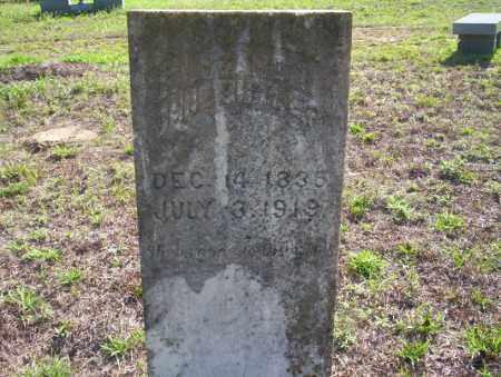 BUTLER, ELIZABETH JANE - Ouachita County, Arkansas | ELIZABETH JANE BUTLER - Arkansas Gravestone Photos