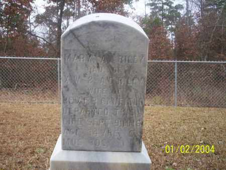 RILEY CANFIELD, MARY A - Ouachita County, Arkansas | MARY A RILEY CANFIELD - Arkansas Gravestone Photos