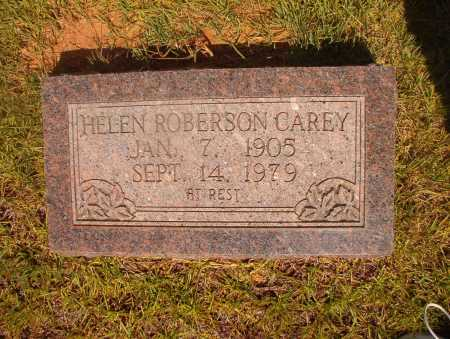 ROBERSON CAREY, HELEN - Ouachita County, Arkansas | HELEN ROBERSON CAREY - Arkansas Gravestone Photos