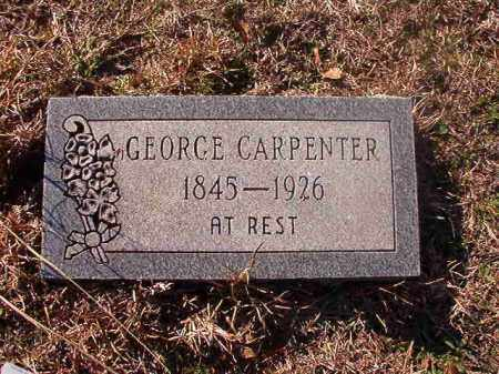 CARPENTER, GEORGE - Ouachita County, Arkansas | GEORGE CARPENTER - Arkansas Gravestone Photos