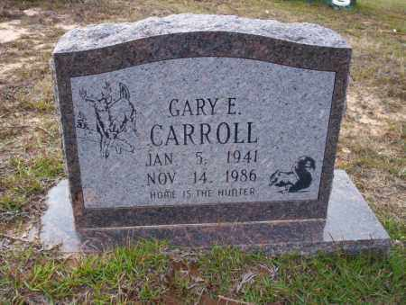 CARROLL, GARY E - Ouachita County, Arkansas | GARY E CARROLL - Arkansas Gravestone Photos