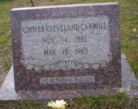 CARROLL, GROVER CLEVELAND - Ouachita County, Arkansas | GROVER CLEVELAND CARROLL - Arkansas Gravestone Photos