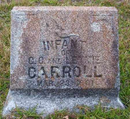 CARROLL, INFANT DAUGHTER - Ouachita County, Arkansas | INFANT DAUGHTER CARROLL - Arkansas Gravestone Photos