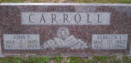 CARROLL, JOHN P - Ouachita County, Arkansas | JOHN P CARROLL - Arkansas Gravestone Photos