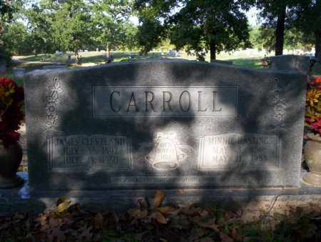 CARROLL, MINNIE - Ouachita County, Arkansas | MINNIE CARROLL - Arkansas Gravestone Photos