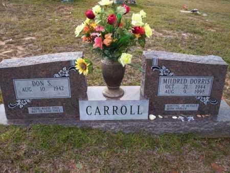DORRIS CARROLL, MILDRED - Ouachita County, Arkansas | MILDRED DORRIS CARROLL - Arkansas Gravestone Photos