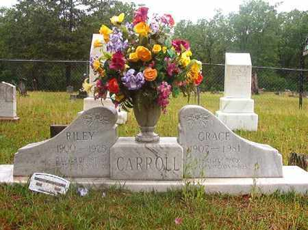 CARROLL, RILEY - Ouachita County, Arkansas | RILEY CARROLL - Arkansas Gravestone Photos