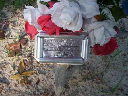 CARROLL, ROBERT W - Ouachita County, Arkansas | ROBERT W CARROLL - Arkansas Gravestone Photos