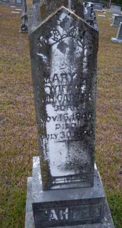 CARTER, MARY L - Ouachita County, Arkansas | MARY L CARTER - Arkansas Gravestone Photos