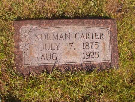 CARTER, NORMAN - Ouachita County, Arkansas | NORMAN CARTER - Arkansas Gravestone Photos