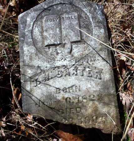 CARTER, T.H. - Ouachita County, Arkansas   T.H. CARTER - Arkansas Gravestone Photos