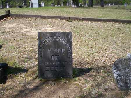 CLIFTON, MARTHA A.E. - Ouachita County, Arkansas | MARTHA A.E. CLIFTON - Arkansas Gravestone Photos