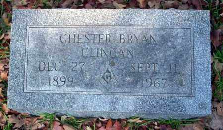 CLINGAN, CHESTER BRYAN - Ouachita County, Arkansas | CHESTER BRYAN CLINGAN - Arkansas Gravestone Photos