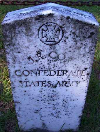 COX (VETERAN CSA), J R - Ouachita County, Arkansas | J R COX (VETERAN CSA) - Arkansas Gravestone Photos