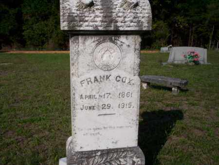 COX, FRANK - Ouachita County, Arkansas | FRANK COX - Arkansas Gravestone Photos