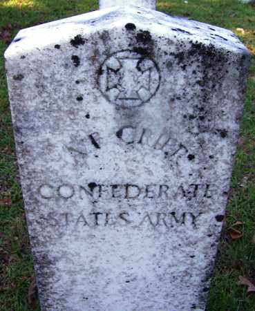 CRIER (VETERAN CSA), A F - Ouachita County, Arkansas | A F CRIER (VETERAN CSA) - Arkansas Gravestone Photos